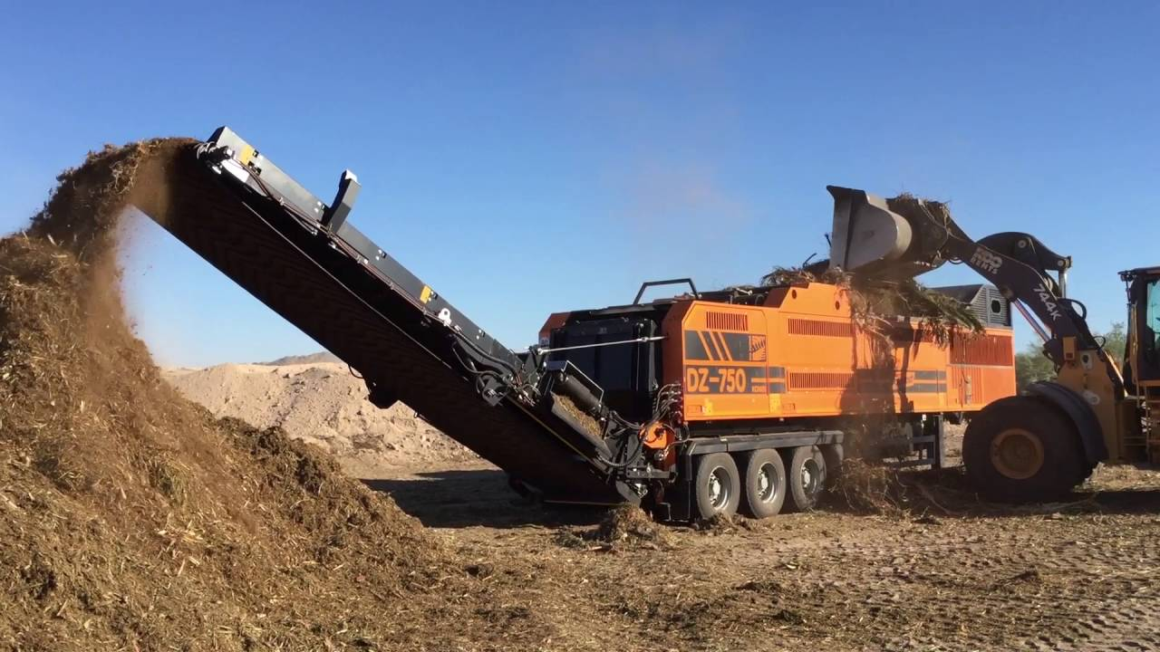 Biomass Hammer