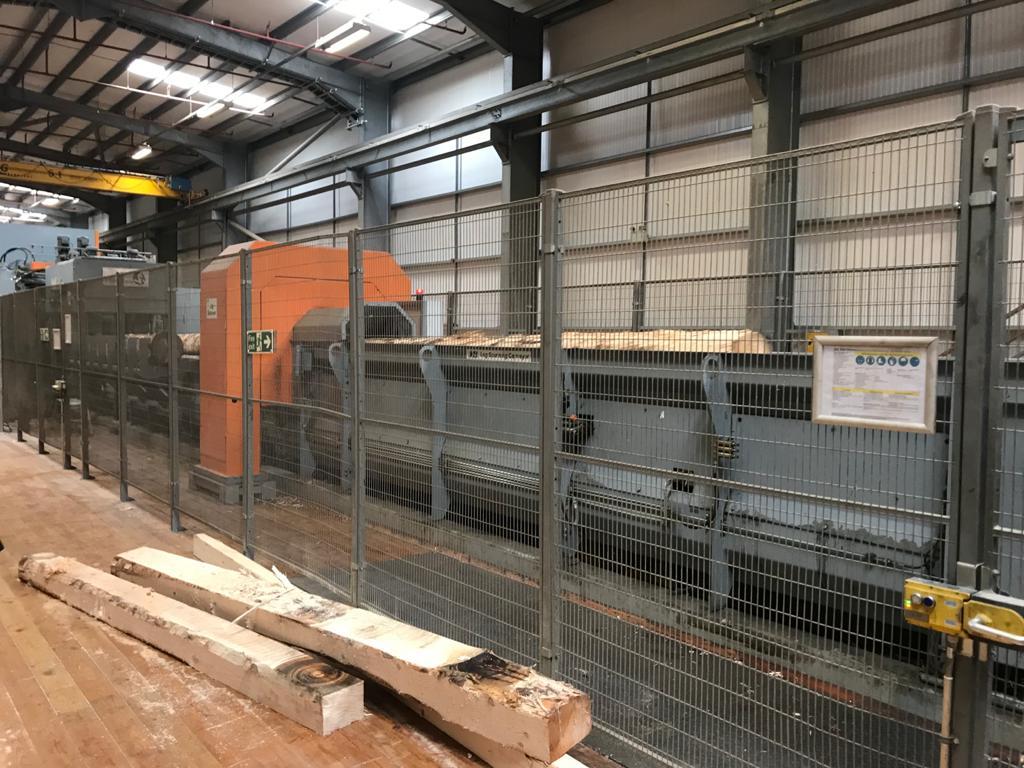 Sawmill Chipper Blades