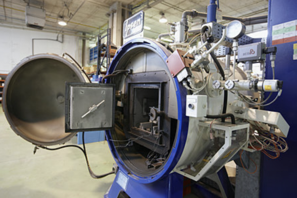 Vacuum Hardening Process
